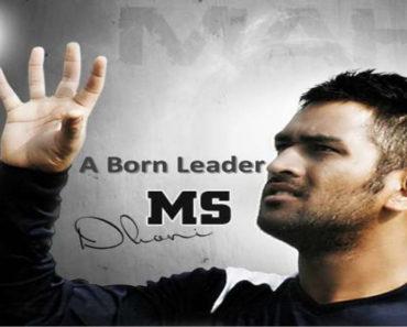 #ms dhoni